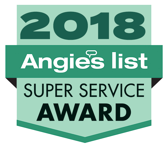 angies list award super service